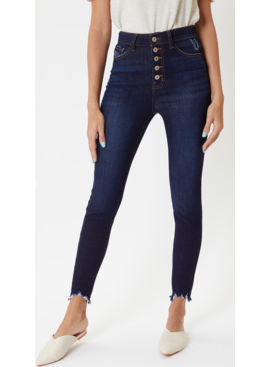 KC Super High Rise Skinny 7273