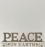 WS Peace On Earth Sign