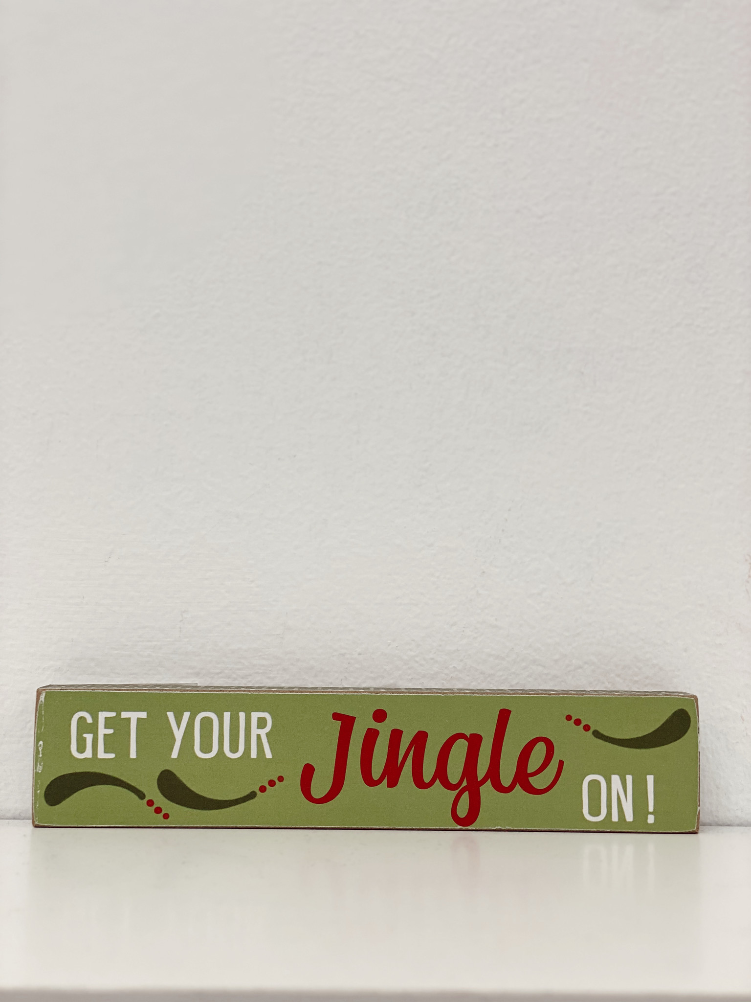 WS Get You Jingle On! Decorative Blocks