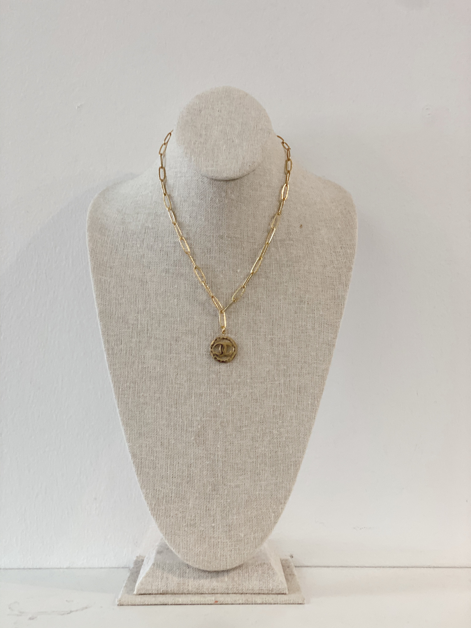 SAJ So Chic Chain Necklace