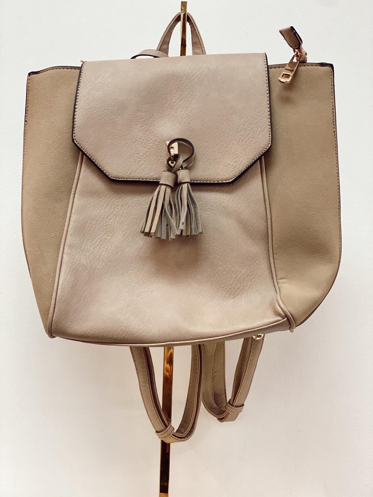 JA GiGi 2 piece Backpack 3474