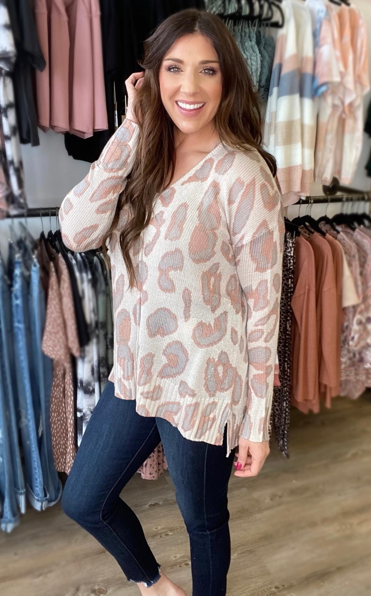 BT Cozy Sweater 4111