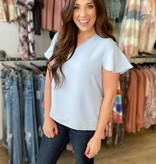 LC Something Blue Top 253173