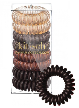 KS Hair Coils (8 Pack)