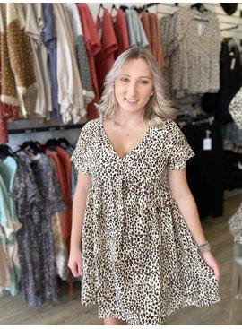 EO Jade Peplum Dress 14898