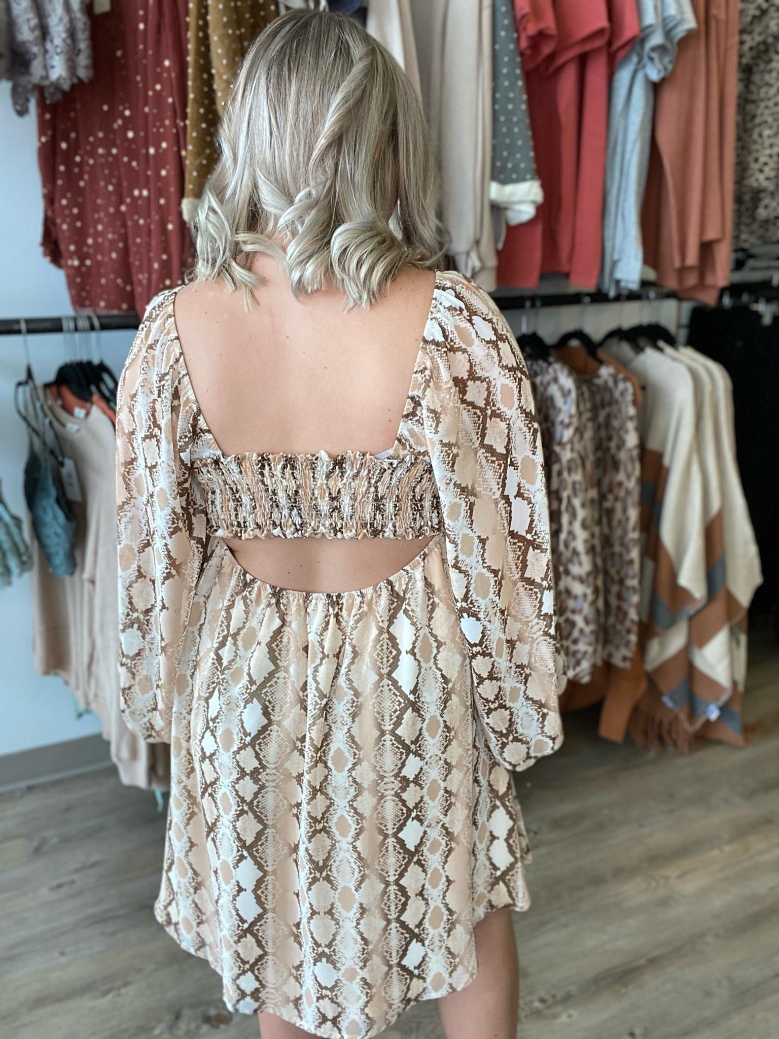 PLC Belle Dress 1075
