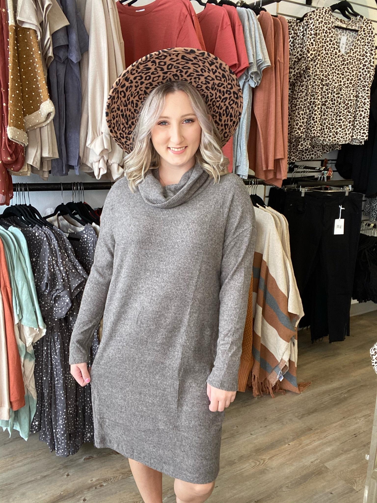 LSH All the Feels Sweater Dress 94358