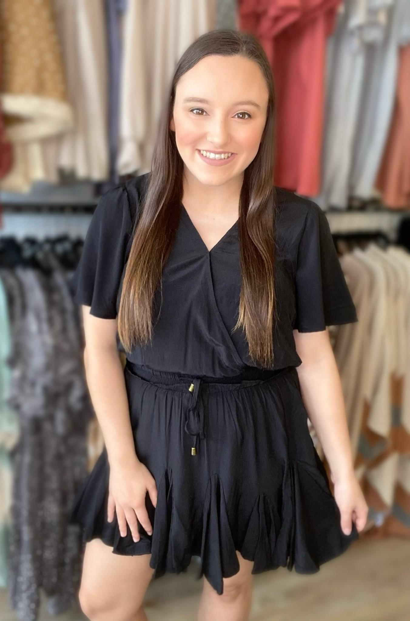 EO Scarlett Ruffle Dress 14612