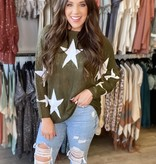 IL Shine Bright Star Sweater 3335
