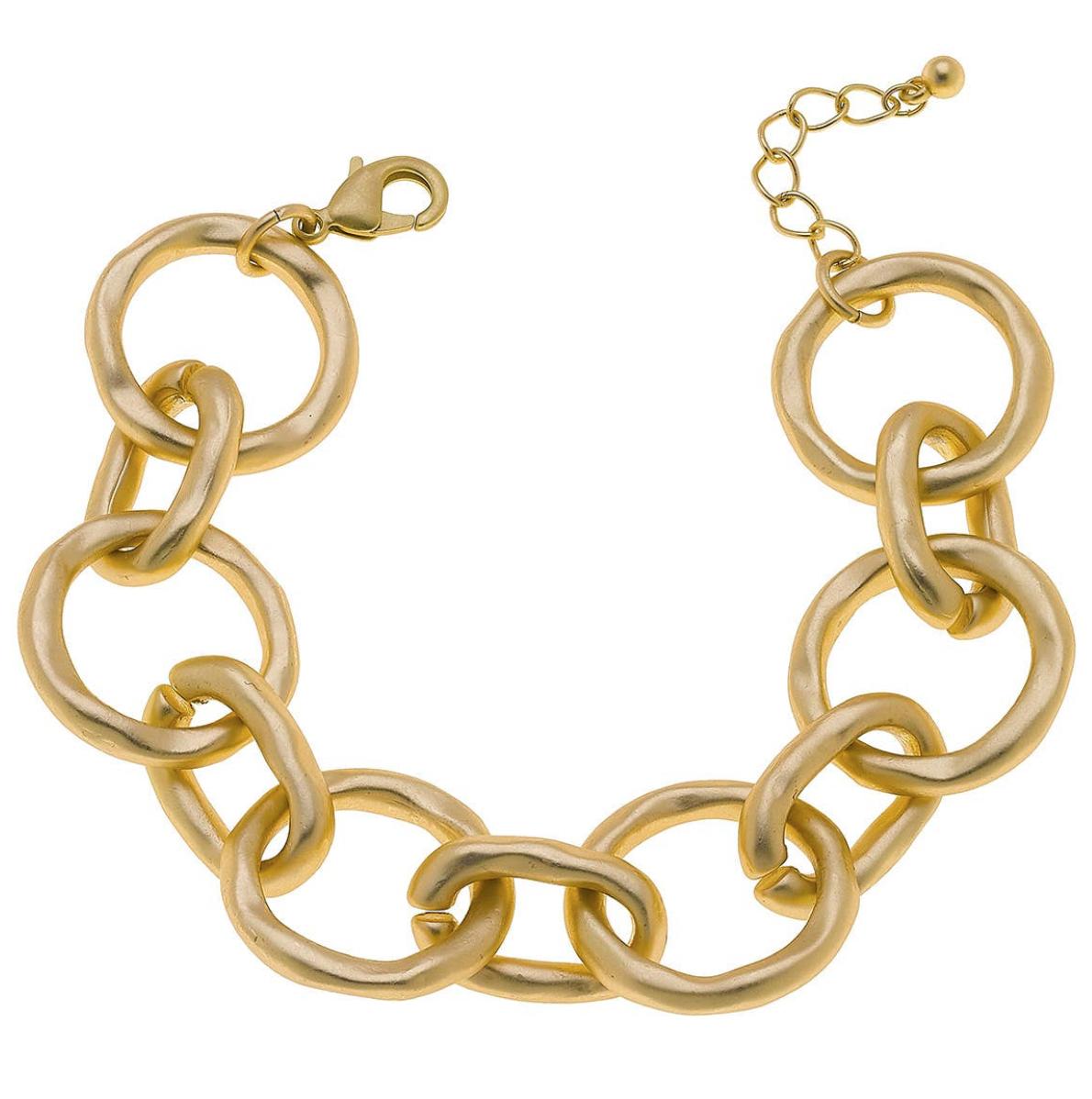 CV Circles & Ovals Bracelet 21880