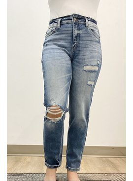 KC Kate High Rise Mom Fit 9198
