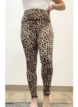 TN Sassy Leopard Leggings 0497