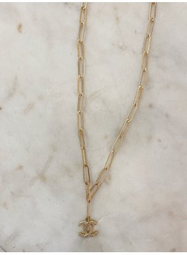 SAJ CC Chain Necklace