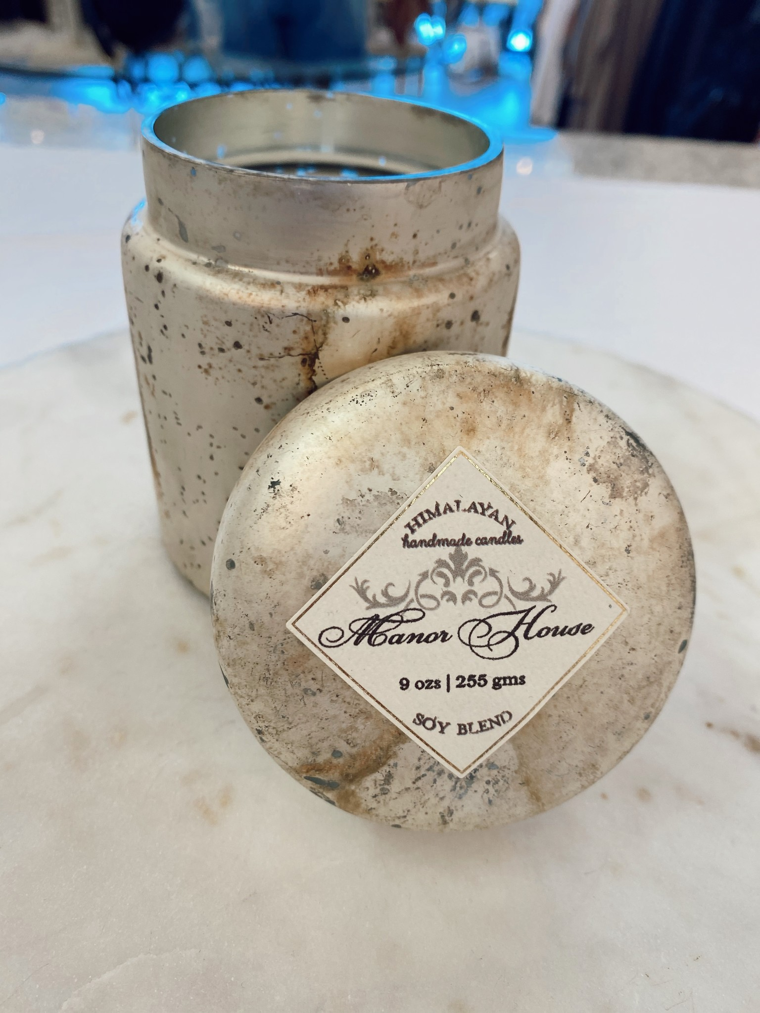 HL Mountain Fire Candle