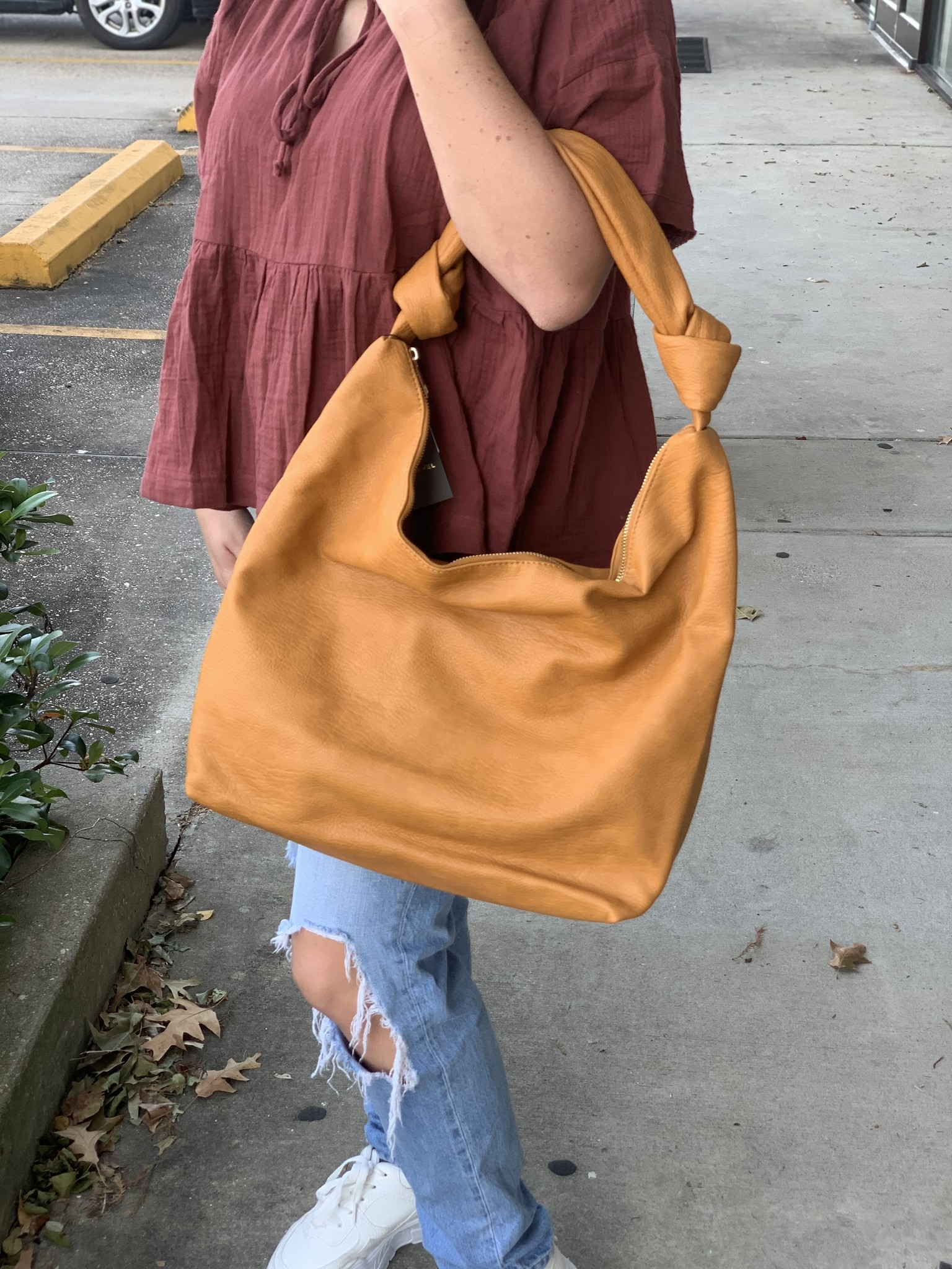 JA Tie the Knot Hobo Bag 1341