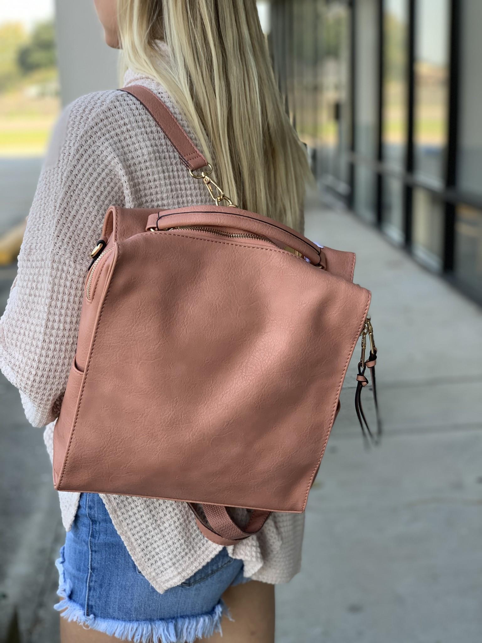 JA Rachel Convertible Backpack 0273