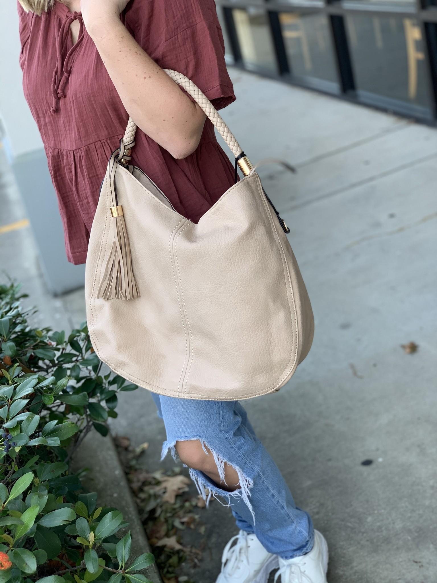 JA Amber Hobo Style Bag 5902