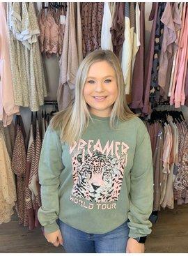Zu Dreamer World Tour Graphic Sweatshirt 7613