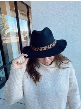 JA Designed Brim Hat 7950