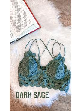 Shoe Shi Crochet Bralette 0136