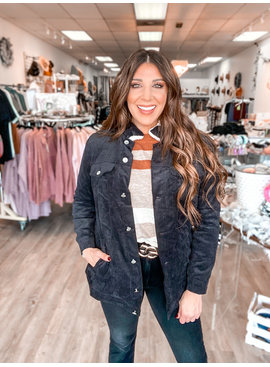 MF The Carrie Corduroy Jacket 8005