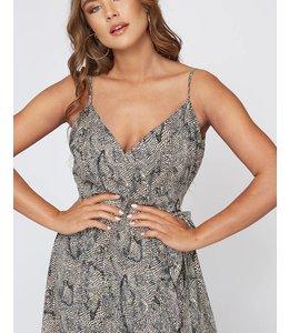 PLC Wrap Dress 72188