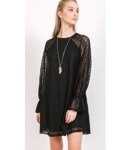 LR Lace A Line Dress 42601