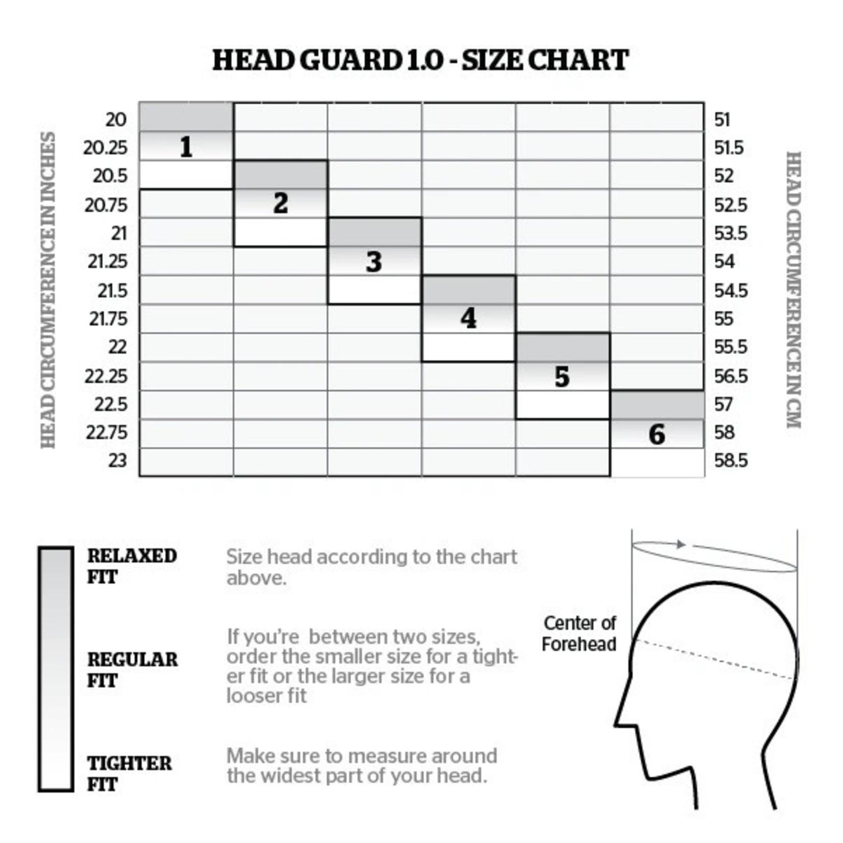 STORELLI EXOSHIELD HEAD GUARD