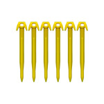 KWIK GOAL NET PEGS NYLON (6 PACK)