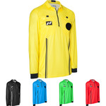 FINAL DECISION ELITE REFEREE JERSEY (LONG SLEEVE)