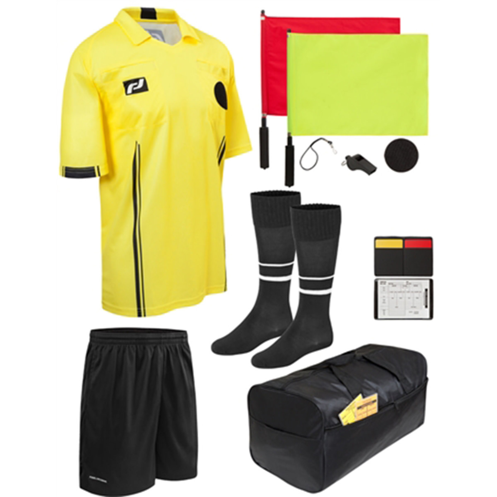 FINAL DECISION REFEREE PACKAGE EUROPA II 11 PC