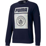PUMA MANCHESTER CITY 20/21 ftblCORE GRAPHIC SWEATER