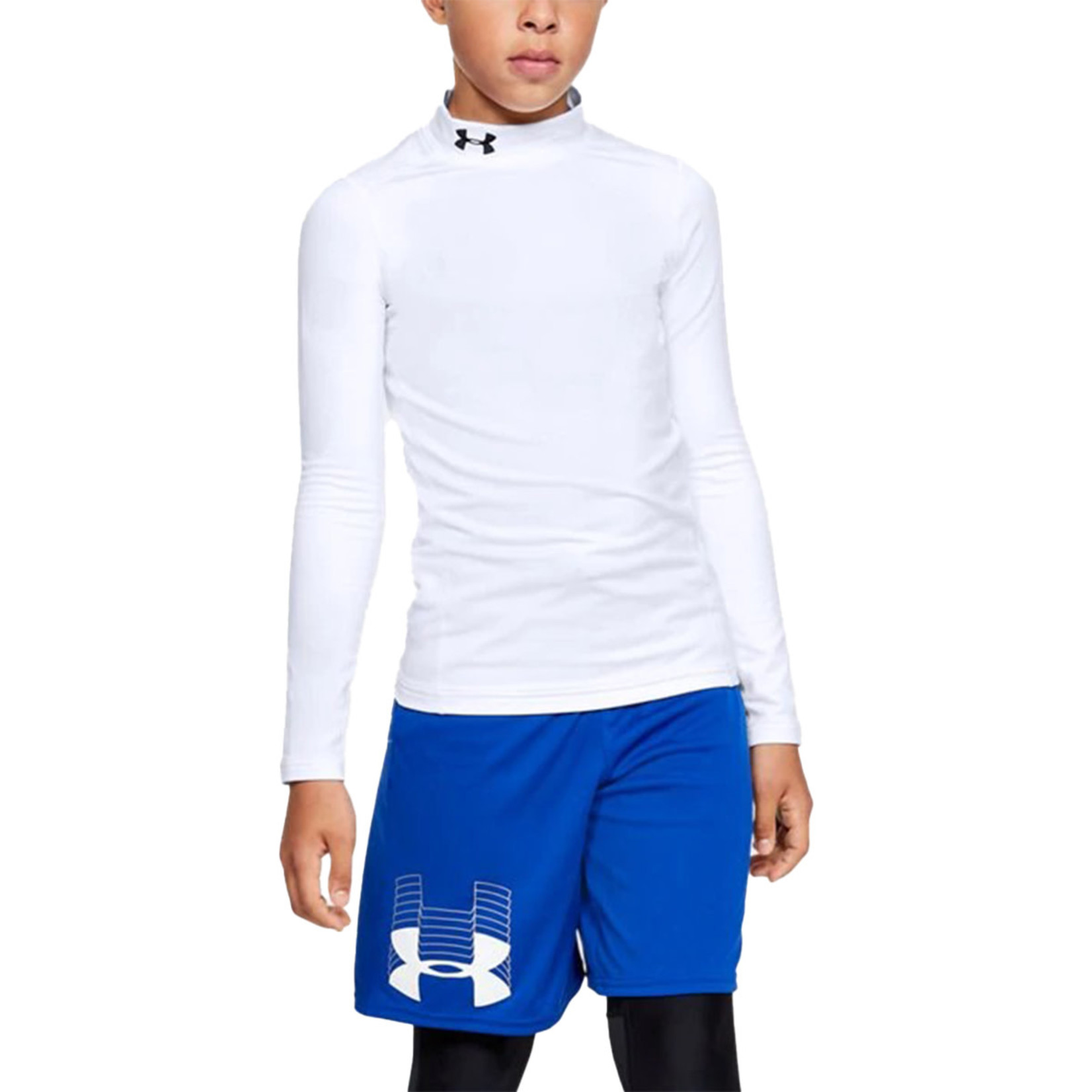 UNDER ARMOUR COLD GEAR ARMOUR MOCK YOUTH