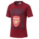 PUMA ARSENAL FAN COTTON TEE 18/19