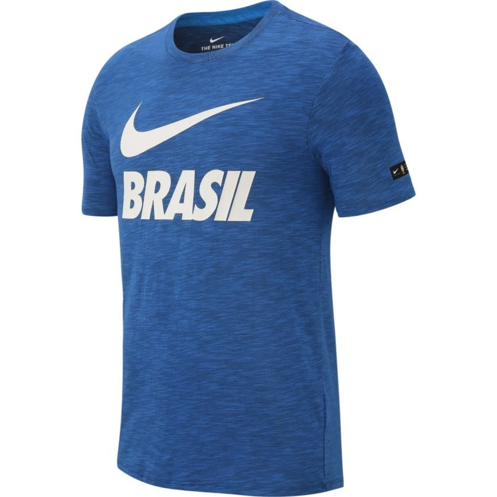 NIKE BRASIL SLUB PRESEASON DRY TEE