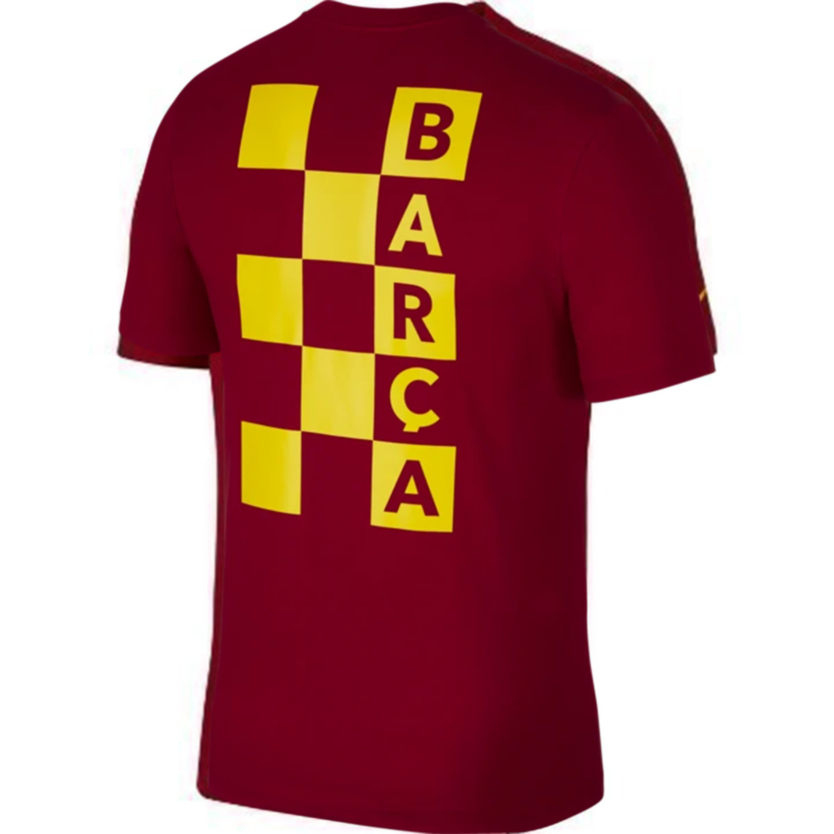 NIKE FC BARCELONA 19/20 KIT STORY TEE
