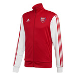 ADIDAS ARSENAL 20/21 3-STRIPES TRACK JACKET