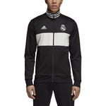ADIDAS REAL MADRID 3-STRIPES TRACK JACKET 18/19