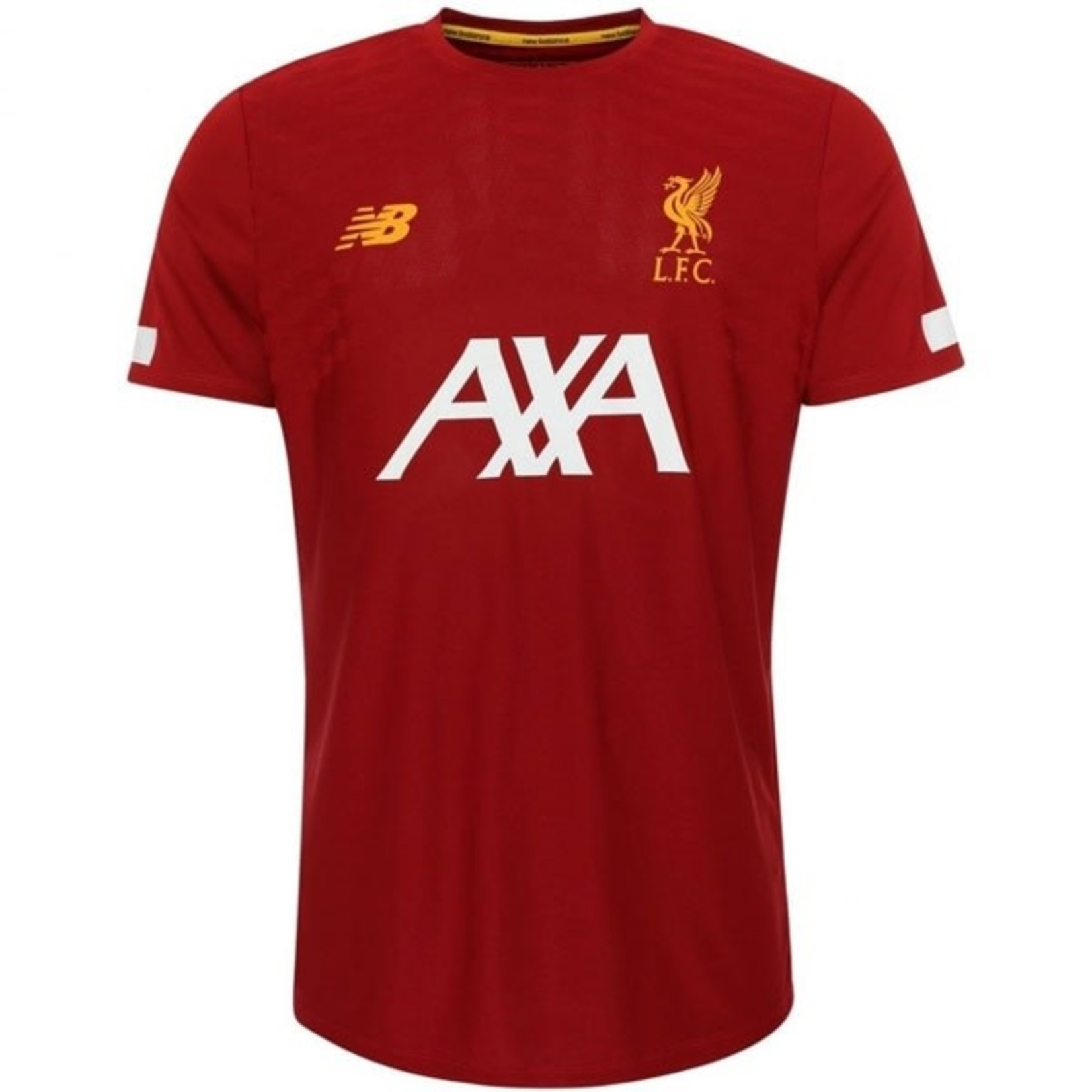 NEW BALANCE LIVERPOOL 19/20 PREMATCH JERSEY
