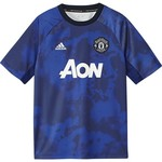 ADIDAS MANCHESTER UNITED 19/20 PREMATCH JERSEY YOUTH