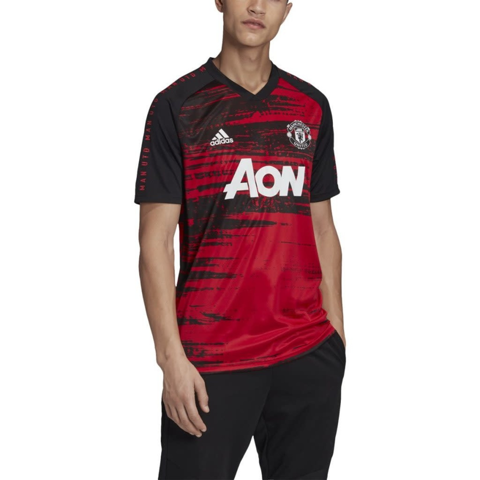 ADIDAS MANCHESTER UNITED 20/21 PREMATCH JERSEY