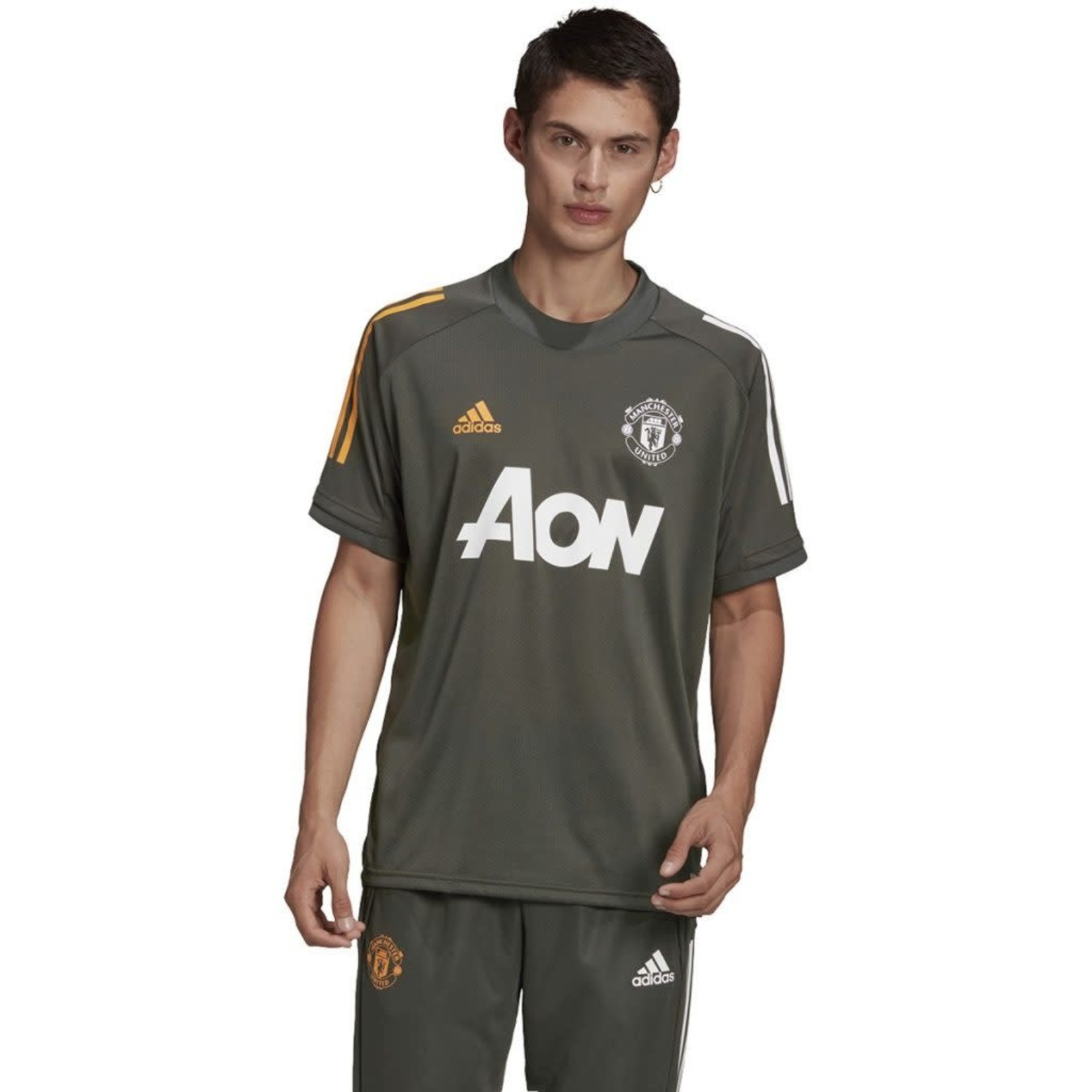 ADIDAS MANCHESTER UNITED 20/21 TRAINING JERSEY