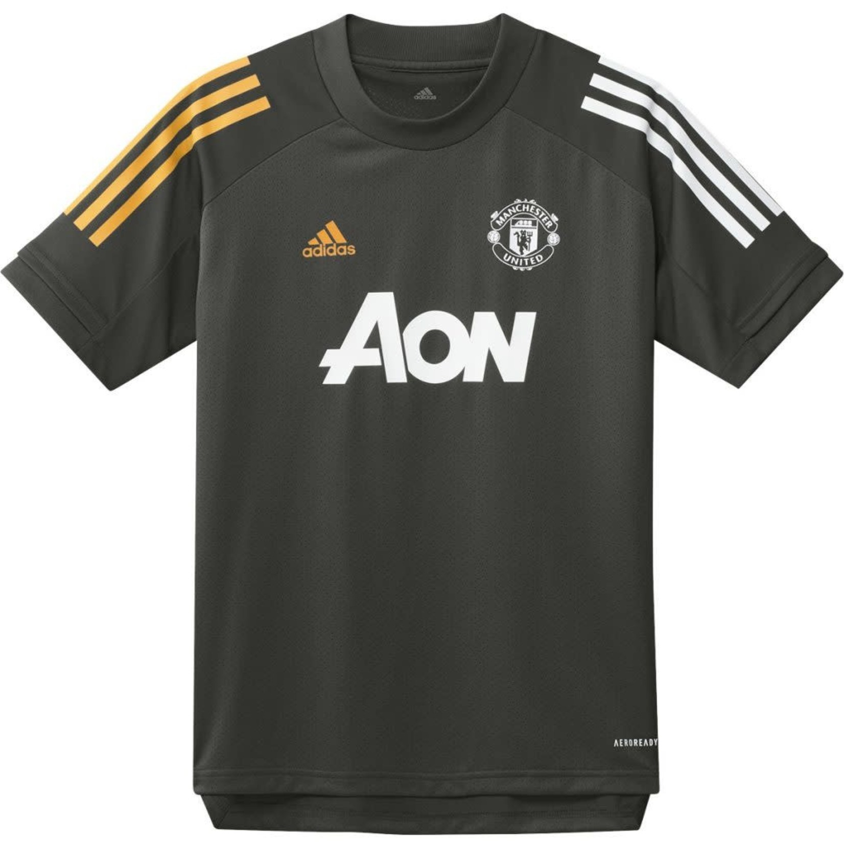 ADIDAS MANCHESTER UNITED 20/21 TRAINING JERSEY YOUTH