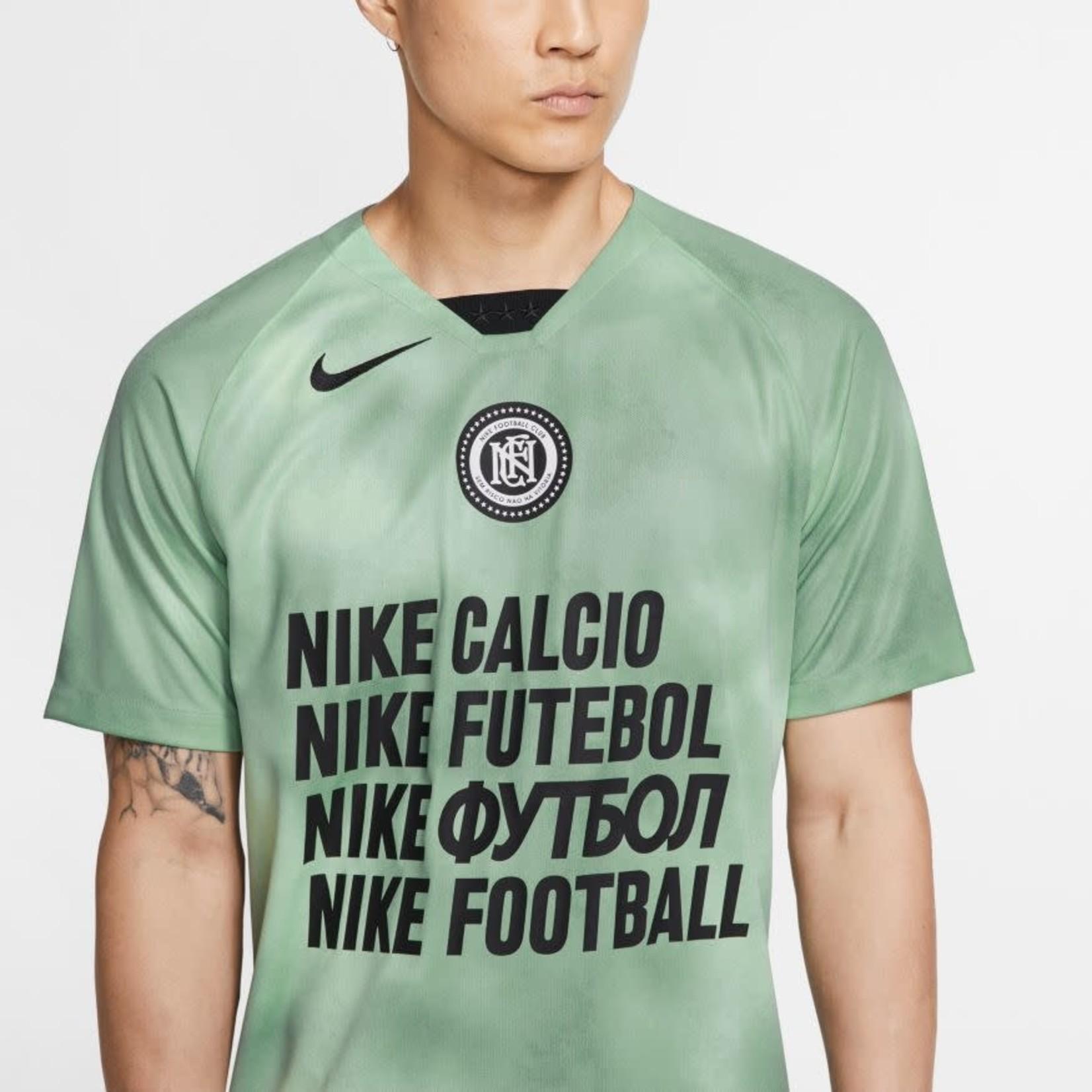 "NIKE ""NIKE FC"" FOOTBALL JERSEY AWAY"