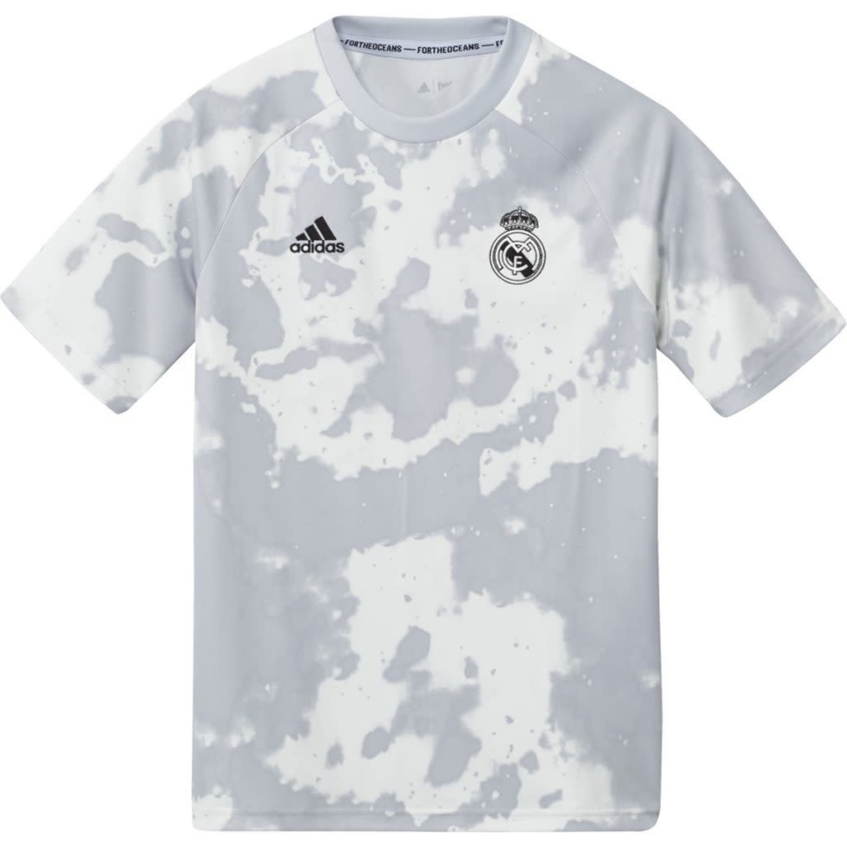ADIDAS REAL MADRID 19/20 PREMATCH JERSEY YOUTH