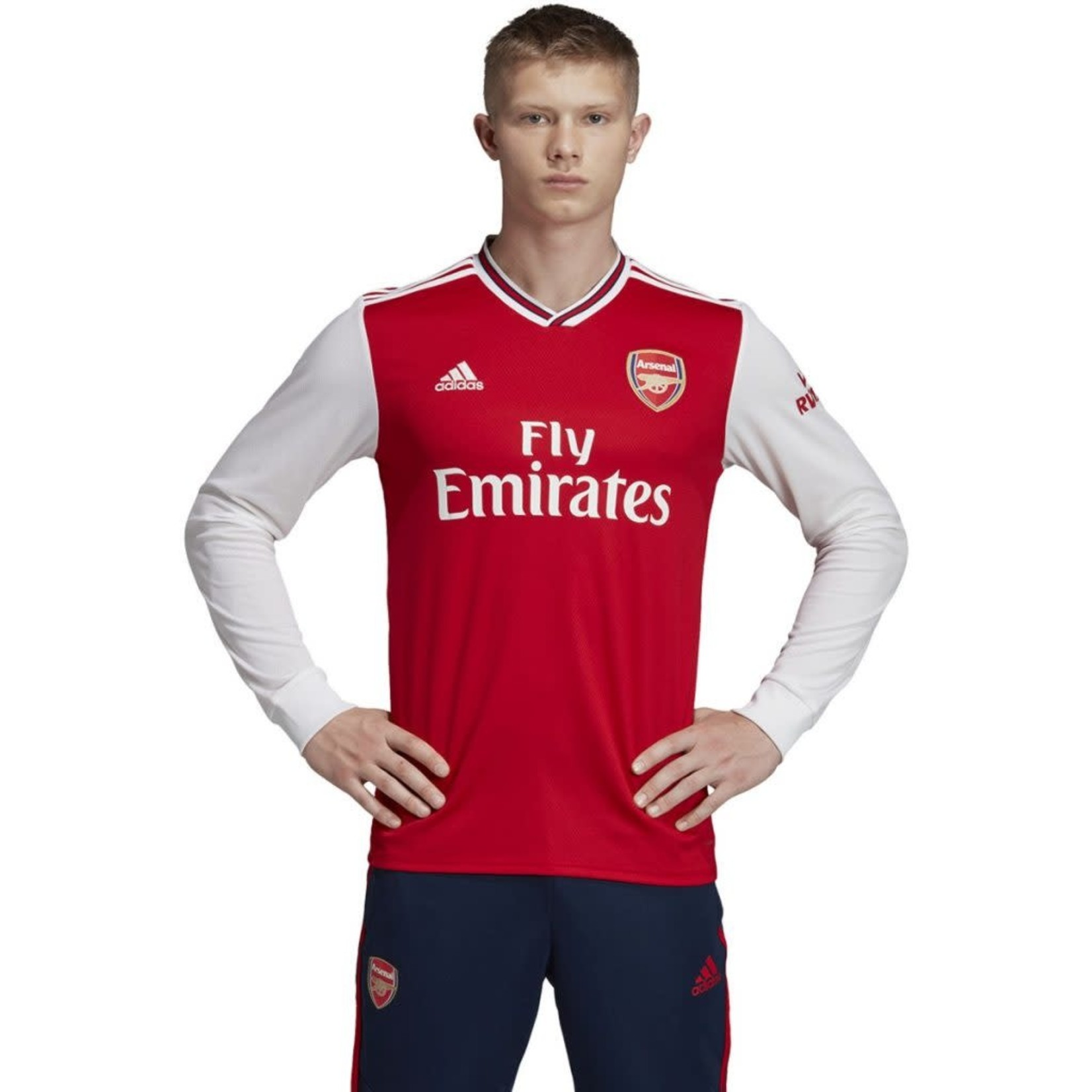 ADIDAS ARSENAL 19/20 HOME JERSEY LS