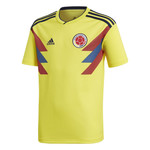 ADIDAS COLOMBIA 2018 HOME JERSEY YOUTH