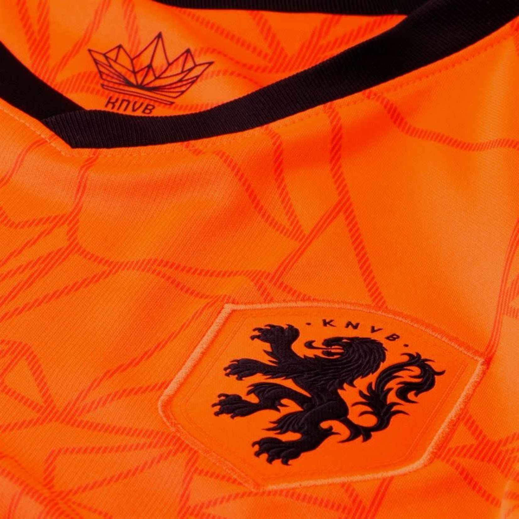 NIKE HOLLAND 2020 HOME JERSEY (ORANGE)