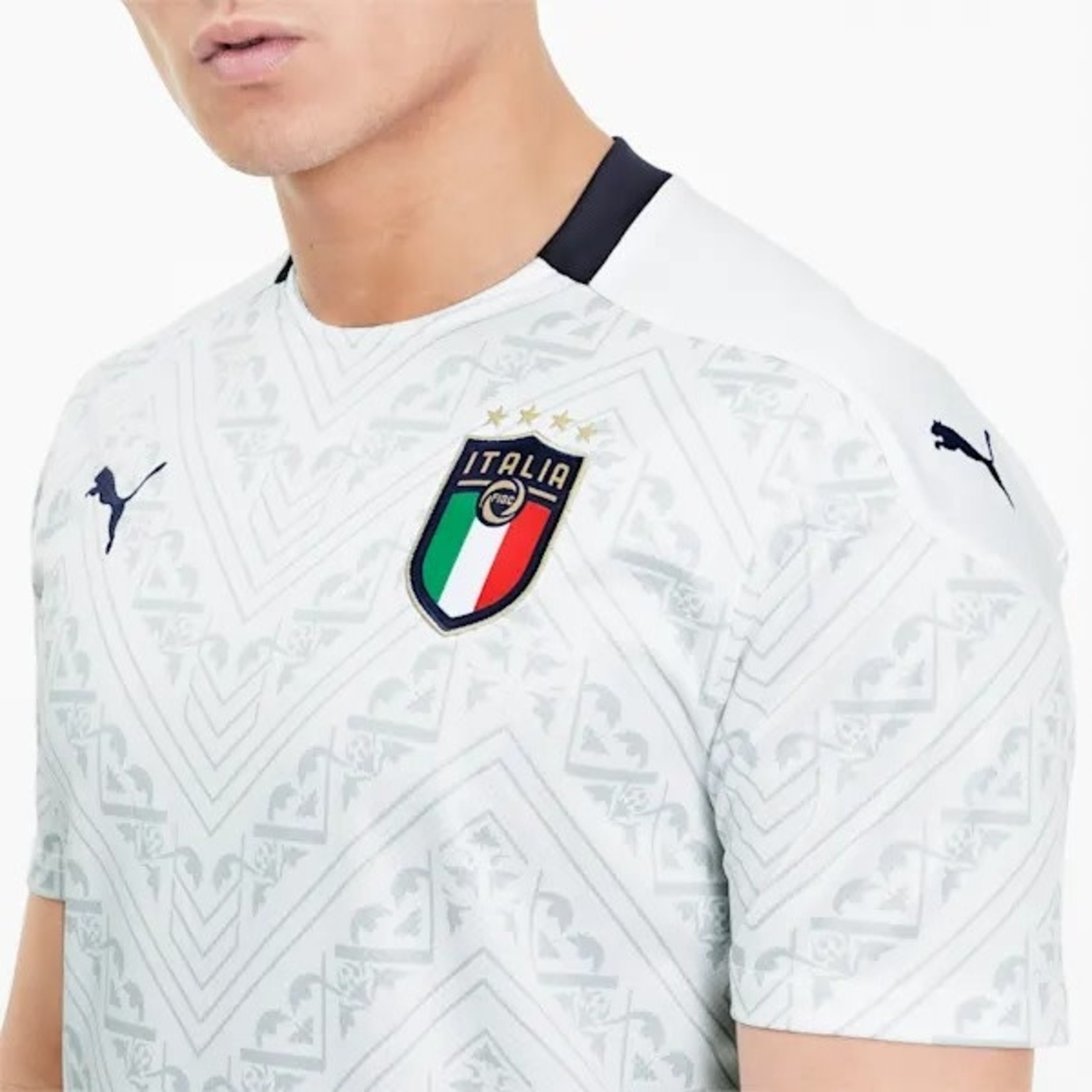 PUMA ITALY 2020 AWAY JERSEY (WHITE)