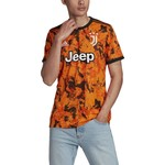ADIDAS JUVENTUS 20/21 THIRD JERSEY (ORANGE)